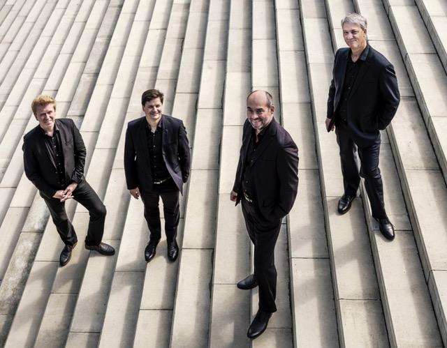 Talichovo kvarteto, 21.8.2019, Praha,  Foto:Radek Kalhous