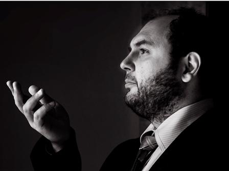 Vahan Mardirossian, chef d'orchestre et piano